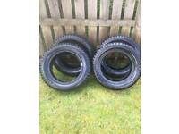 Tyres 255/55/r18 4x4 General Grabbers AT3 xl