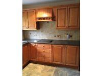 Kitchen Units & Worktop