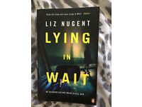 LYING IN WAIT BY LIZ NUGENT -NEW!