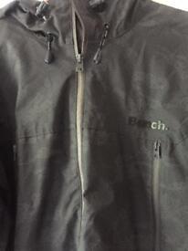 Bench Men's Grey Jacket Size: XL
