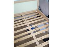Immaculate King size bed frame