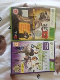 Xbox 360 games age 12 £1 each open to offers