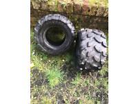 Far East Quad tyres 18x9 50-8