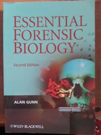 Essential forensic biology text book