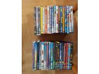 Great Collection of 36 Children's DVDs