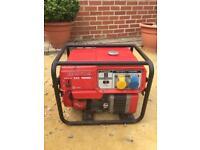 Honda EB 1500 generator 110v/240v