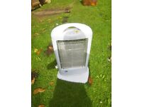 2 ELECTRIC HEATERS £5 EACH