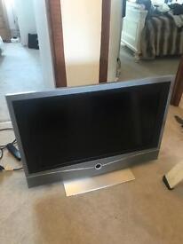 "LOEWE 32"" flat screen HD LED TV"