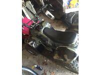 Kazuma Dirt quad bike 50 cc