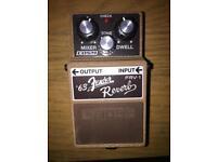 Boss Fender '63 Reverb Pedal FRV-1 COSM