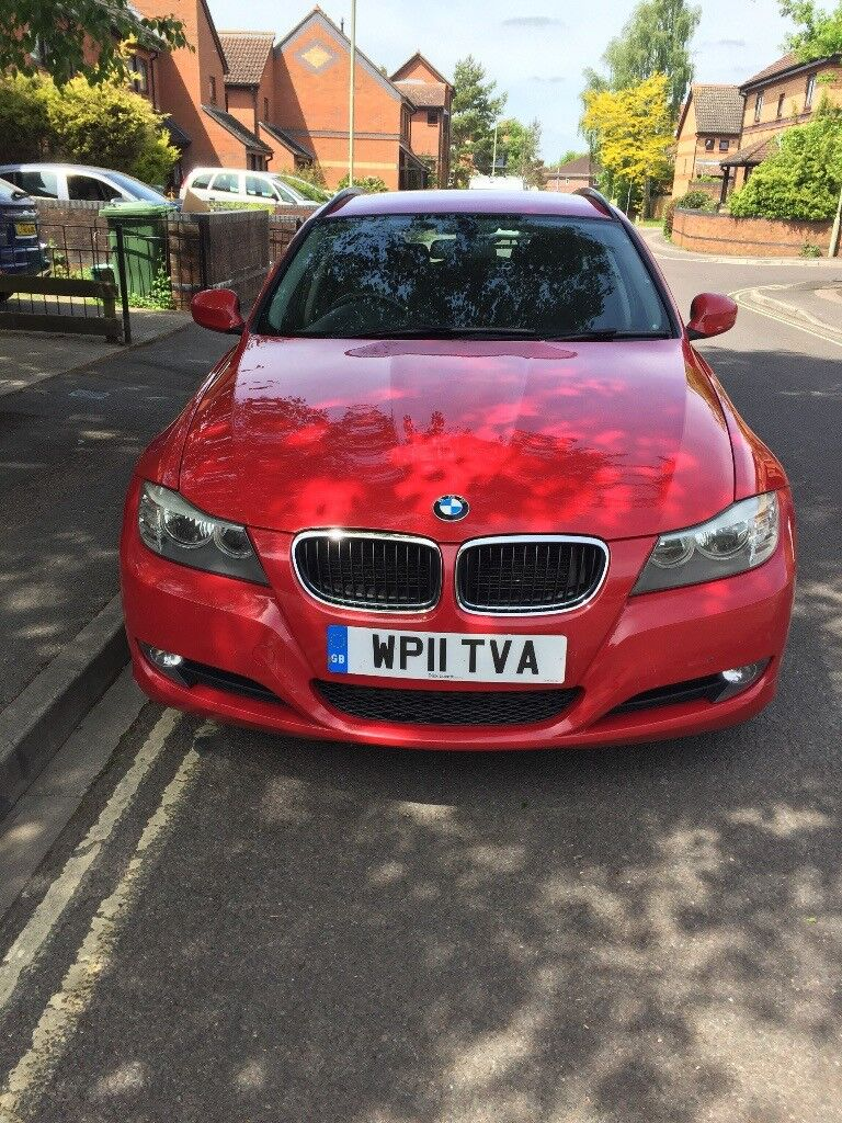 2011 bmw 318d touring in oxford oxfordshire gumtree. Black Bedroom Furniture Sets. Home Design Ideas