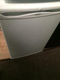 White Hotpoint undercounter refrigerators good condition with guarantee bargain
