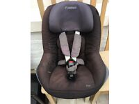 Maxi Cosi Pearl ISOFIX Baby Car Seat - Black - Group 1 - From 9 months to 4 Years