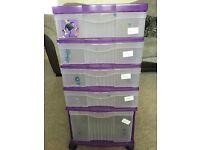Crayola storage drawers