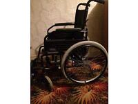 Wheelchair. Pontardawe area
