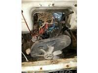 Bedford cf 2.3 petrol slate engine