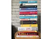 16 Used Children/Teen Books