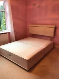 King size Millbrook bed base