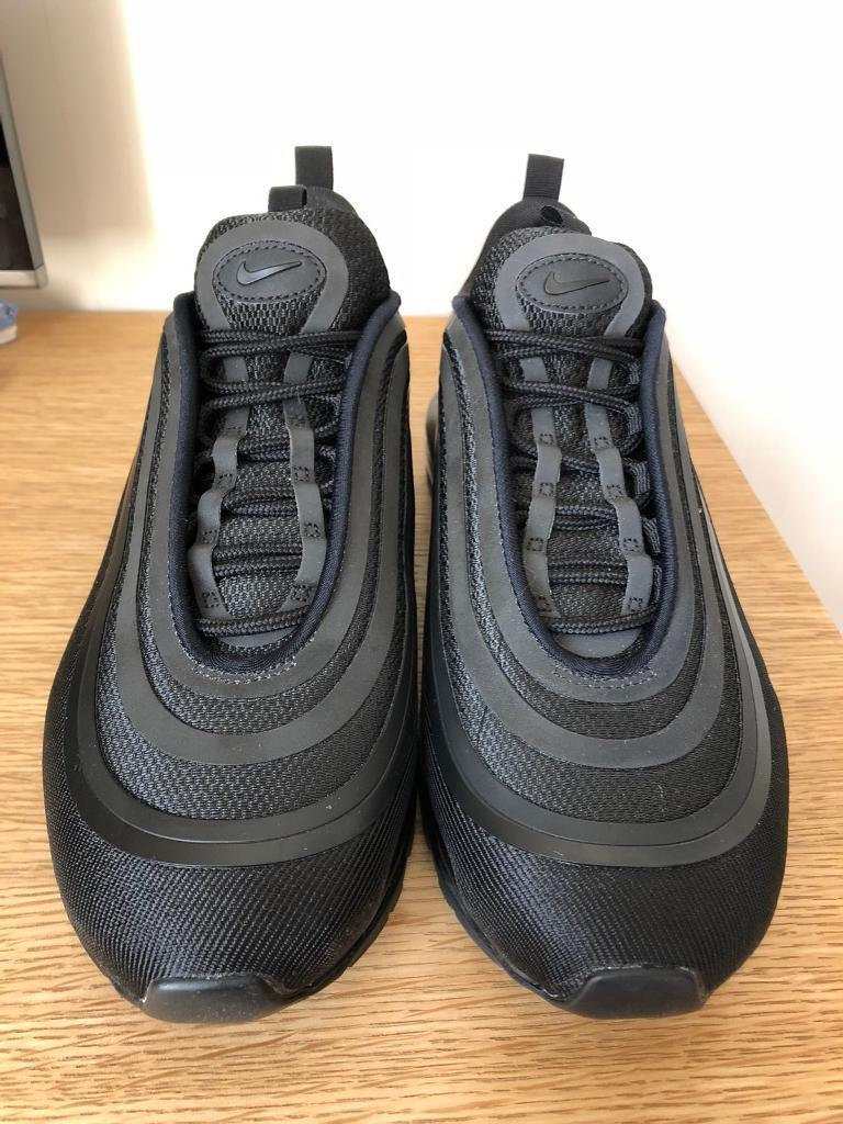 Air Max 97 Ultra Triple Black Size 8  NEW   152a52378d89