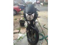 Honda cbf 125cc (2013) £1300 ono