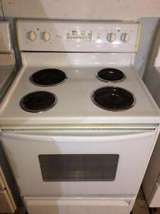 Amana Self Clean Stove/Range, FREE WARRANTY, Delivery Available