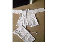Judo training suit