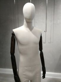 Mannequin - male with stand