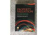 Book: Property Valuation by Peter Wyatt