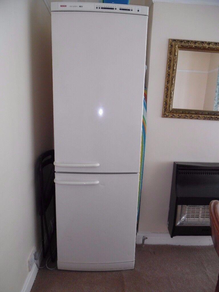 Bosch Duo System Large Fridge Freezer In Eccles