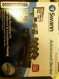 Swann security camera system
