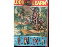 LOOK And LEARN 51 Magazines from 27 to 78