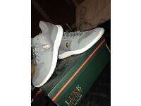 Grey SIZE 7 LUKE shoes FREE P&P