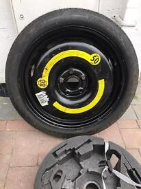 "VW 18"" Spare wheel"