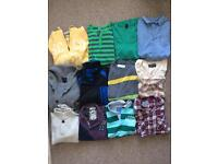 Used men's shirts and tops £1 each size L
