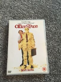 Office Space DVD Film