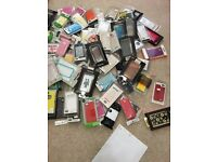 Joblot of 720 mobile phone cases for Samsung, Iphone, nokia, LG, HTC and Blackberry