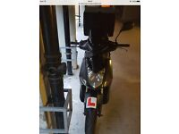 Kymco Agility City 125 low mileage