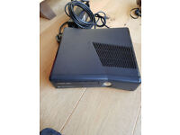 Xbox 360 S 250GB Console with all Cables and 1 Controller - Games Available too