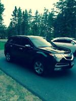 2011 Acura mdx tech&entertainment pack