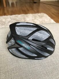 Specialized Women's Aspire Cycling Helmet - Black/Turquoise - Size Small