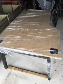 Commercial rated computer desk