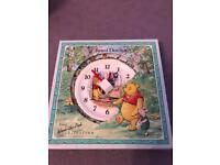 Winnie the Pooh royal Doulton Clock