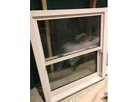 Pvc dash windows