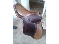 Lemetex saddle 17-1/2
