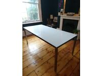 6-8 Seater Dining Room Table & Chairs For Sale