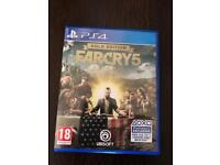 Far cry 5 on PS4