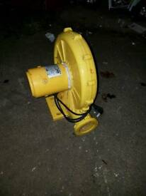 Industrial blower/fan.