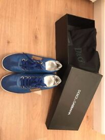 Dolce And Gabbana Trainers Men's size UK7 *MINT CONDITION*