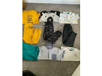 Bundle of clothes age 4 to 5 year old