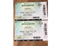 Barkley party in the park Greenday tickets